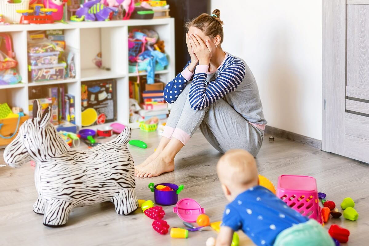 nursery cleaning tips